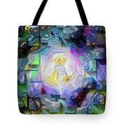 Soul Or Aura Tote Bag