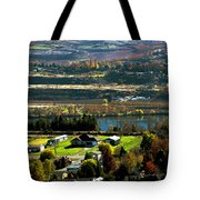 South Wenatchee Fall Tote Bag