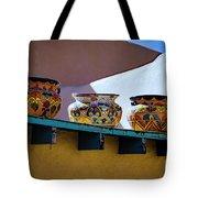 Southwestern Bowls Tote Bag