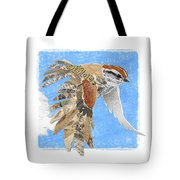 Sparrow Tote Bag by Clint Hansen