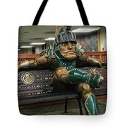 Sparty At Rest Tote Bag