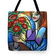 Special Delivery Tote Bag by Anthony Falbo