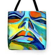 Speechless Yearning Tote Bag
