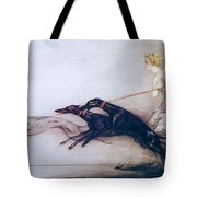 Speed - Digital Remastered Edition Tote Bag