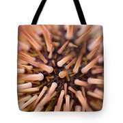 Spiny Urchin Tote Bag