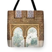 Spirit Of Time Tote Bag