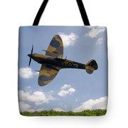 Spitfire Mk356 Tote Bag