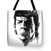 Spock Tote Bag