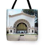 Spreckles Organ Pavillion Tote Bag