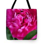 Spring Dahlia Tote Bag