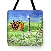 Spring-o-ween Tote Bag
