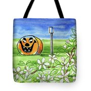 Spring-o-ween Tote Bag