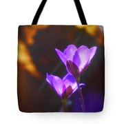 Spring Wild Flower 2 Tote Bag