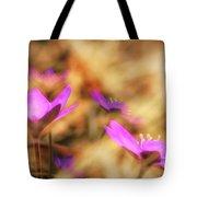 Spring Wild Flower 4 Tote Bag