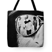 Springsteen Reflection Tote Bag