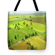 Springtime Horizon Tote Bag
