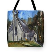 St. John In The Wilderness Church Tote Bag