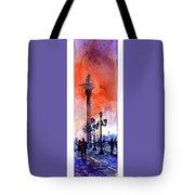 St. Mark's Square- Venice Tote Bag