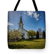 St. Paul's Catholic Church 2 Tote Bag