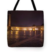 St. Petersburg Palace Square Tote Bag