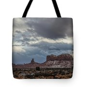 Stagecoach To Saddleback Tote Bag