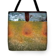 Stains Tote Bag