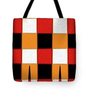 Stand Tall D Tote Bag