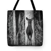 Standing Tall Tote Bag by Michael Hubley
