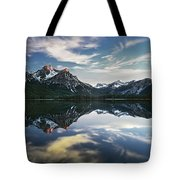 Stanley Lake Tote Bag