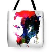 Stanley Watercolor Tote Bag