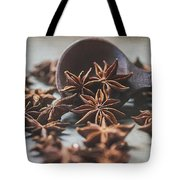 Star Anise 4825 By Tl Wilson Photography  Tote Bag