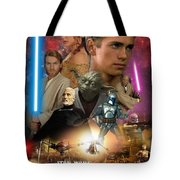 Star Wars Episode II Tote Bag