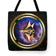 Starship Meridian Tote Bag