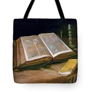 Still Life With Bible - Digital Remastered Edition Tote Bag
