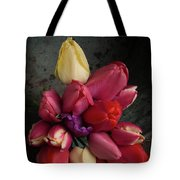 Still Life With Tulips 35 Tote Bag