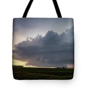 Storm Chasing West South Central Nebraska 050 Tote Bag