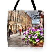 street Helsinki Finland Tote Bag