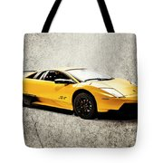 Street Shine Tote Bag