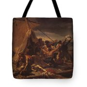 Study For The Raft Of The Medusa Tote Bag