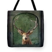 Stuffed And Mounted Tote Bag