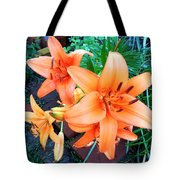 Summer Blast Of Color Tote Bag