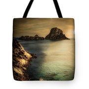 Summer In Ibiza Tote Bag