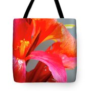 Summer Lilly Pink Tote Bag