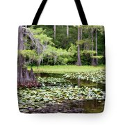 Summer Mill Tote Bag