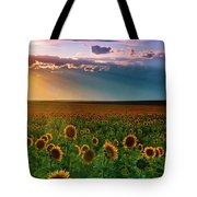 Summer Season Tote Bag by John De Bord