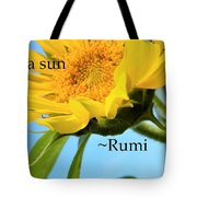 Sun Within Tote Bag