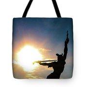 Sunblast Of Louisiana Tote Bag