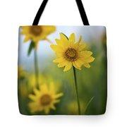 Sunflower  Tote Bag by Vincent Bonafede