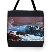 Sunlight On The Coast - Digital Remastered Edition Tote Bag