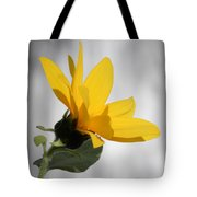 Sunny Yellow Tiny Sunflower Tote Bag